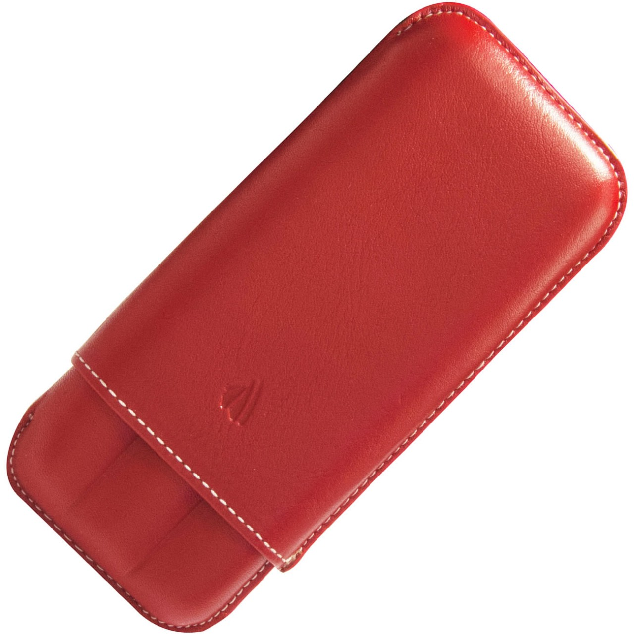 COLLECTOR 3-PEN CASE * RIVIERA RED