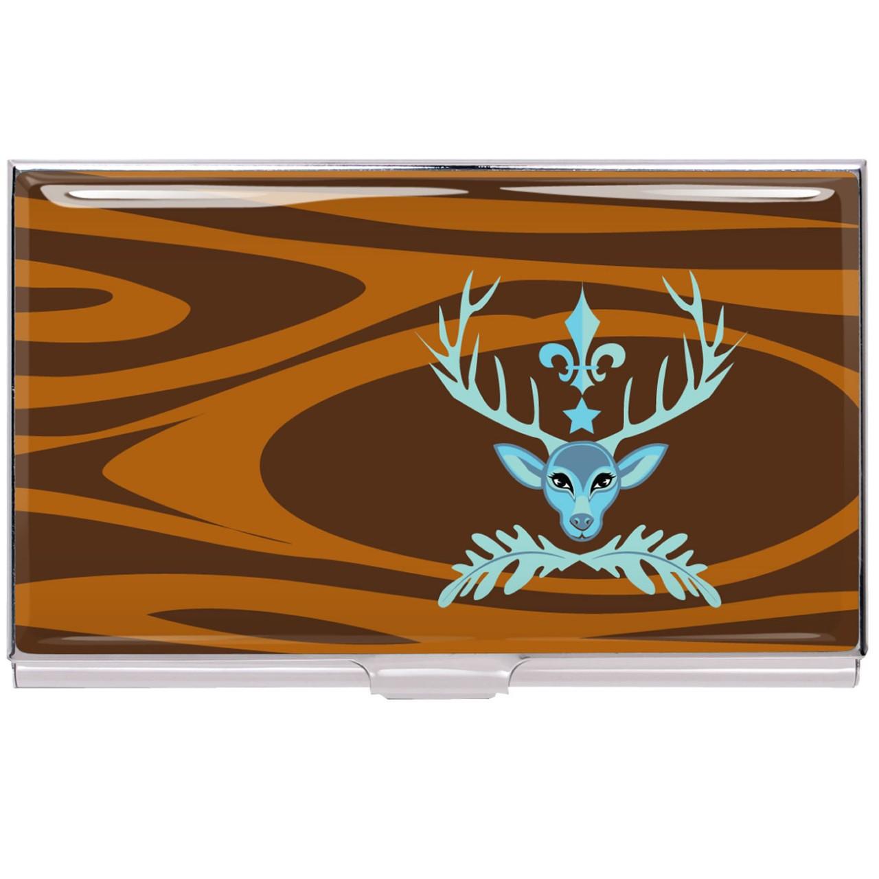 ACME Deer Prudence Card Case