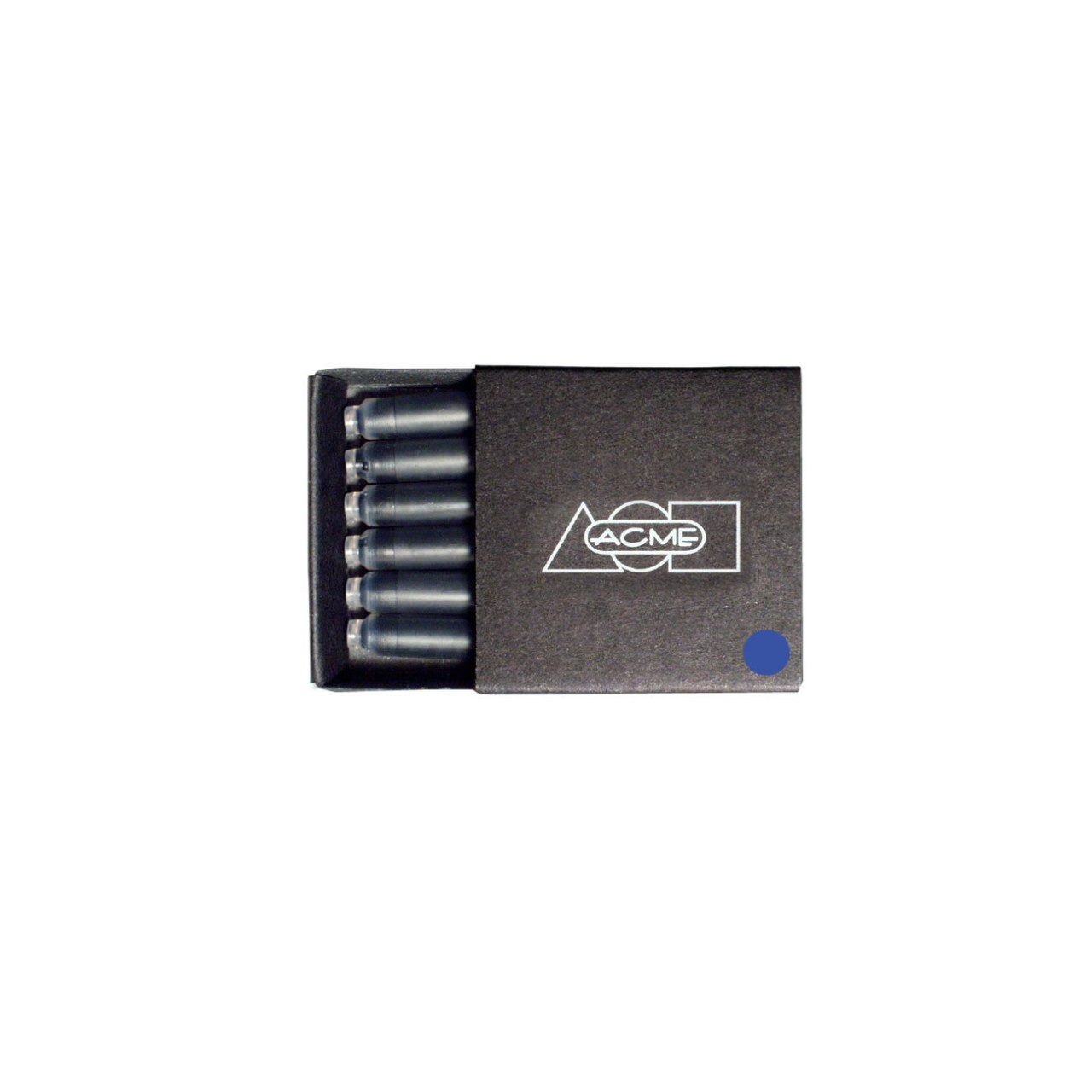 ACME Fountain Cartridges BLUE