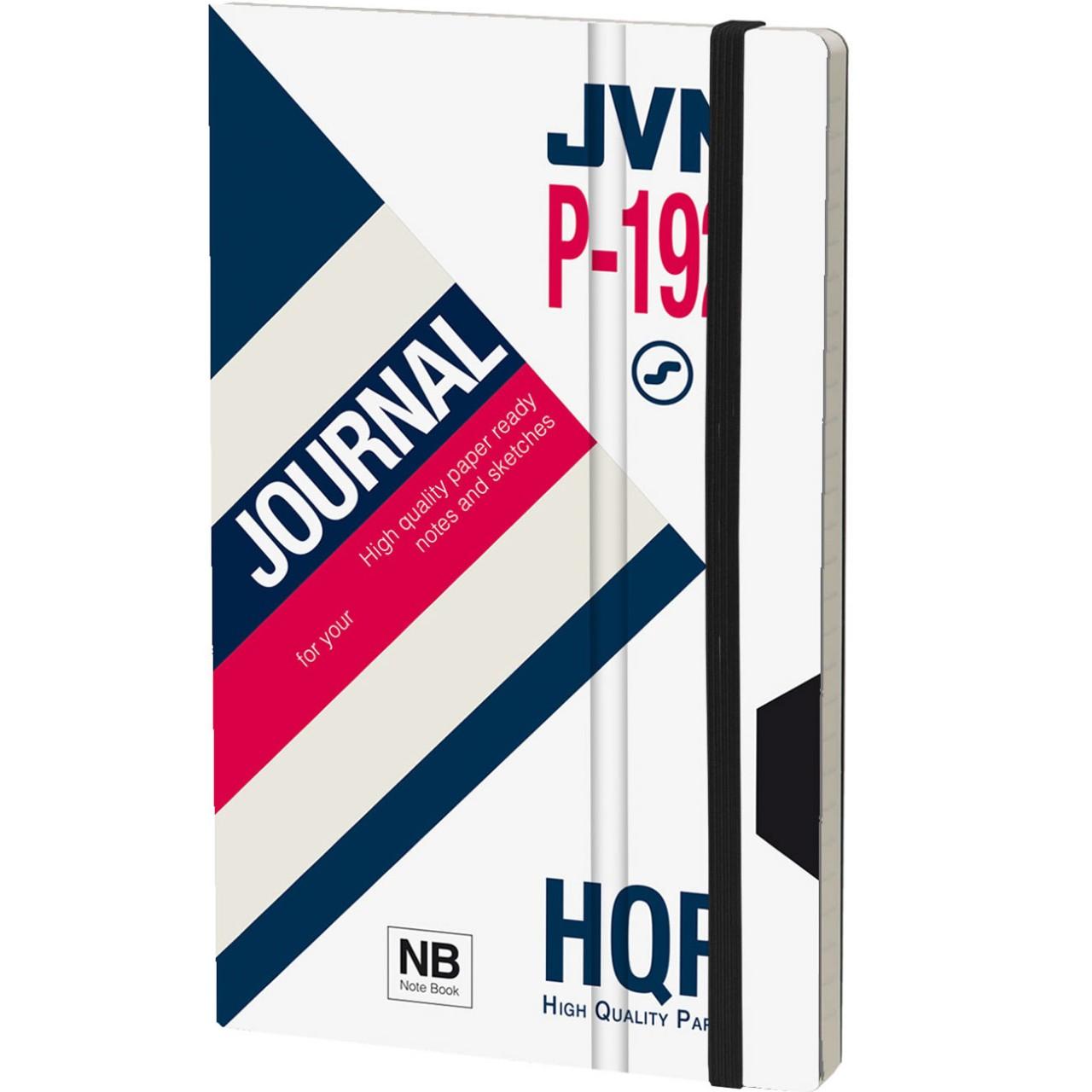Stifflex Notizbuch VHS 13 x 21 cm 192 S., JVN