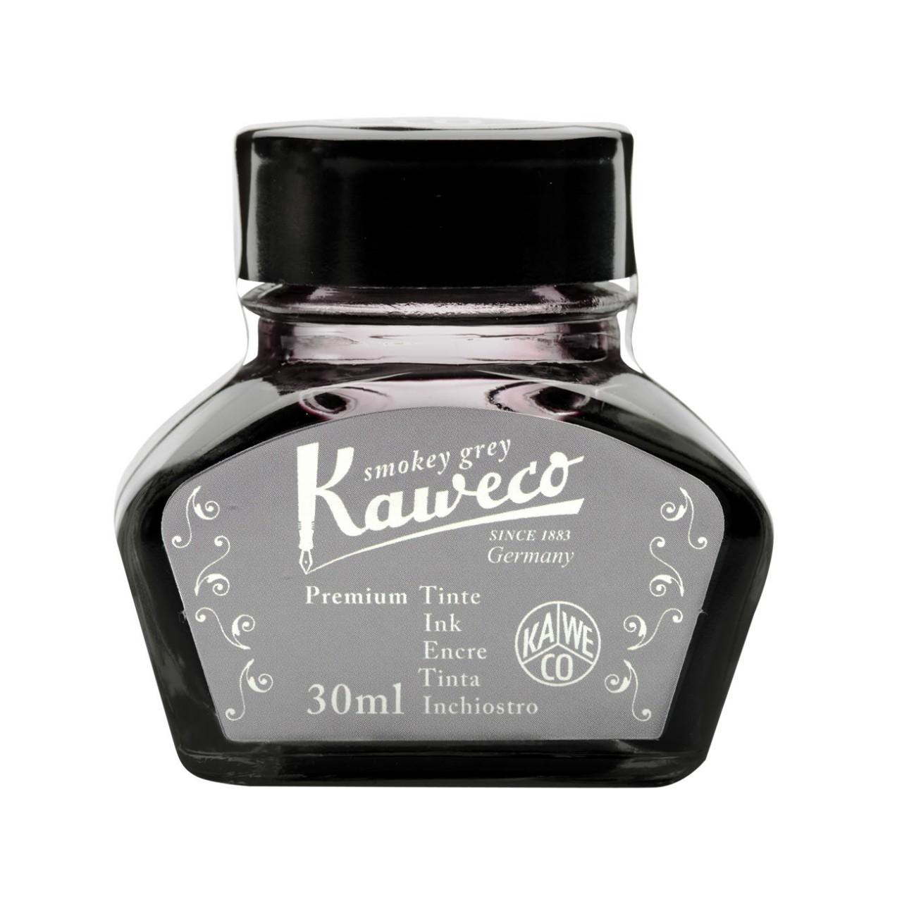 Kaweco Tintenglas 30 ml rauchgrau