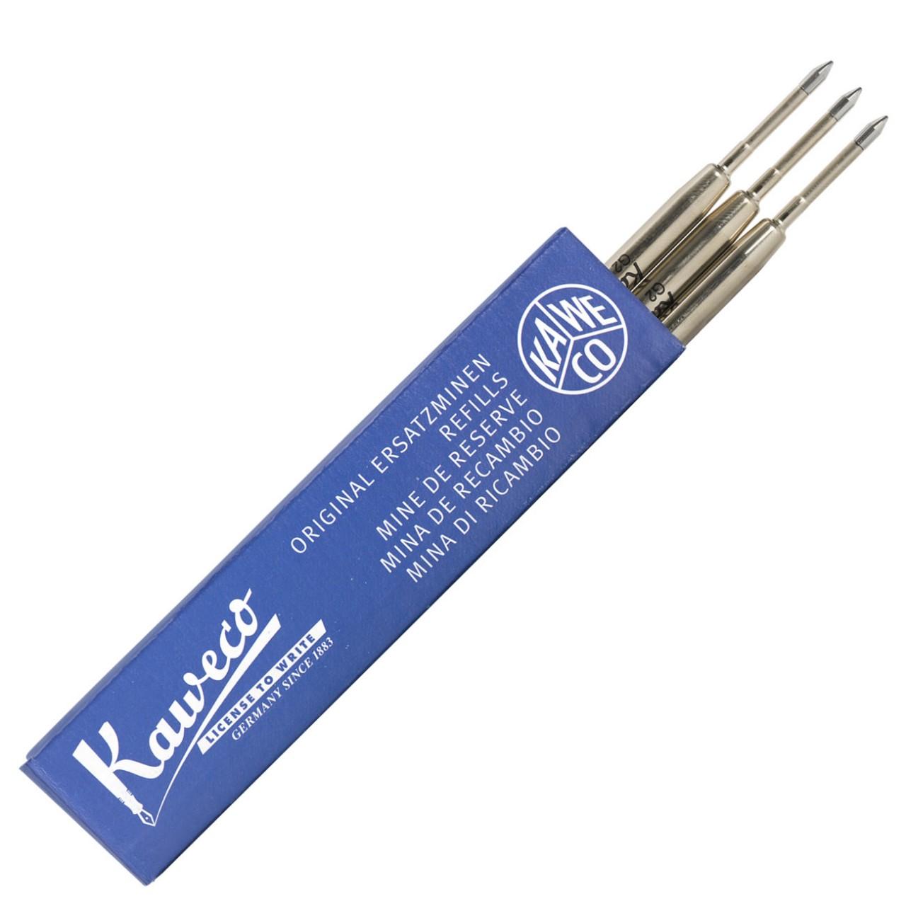 Kaweco Kugelschreibermine G2 blau 0,8 VE=3