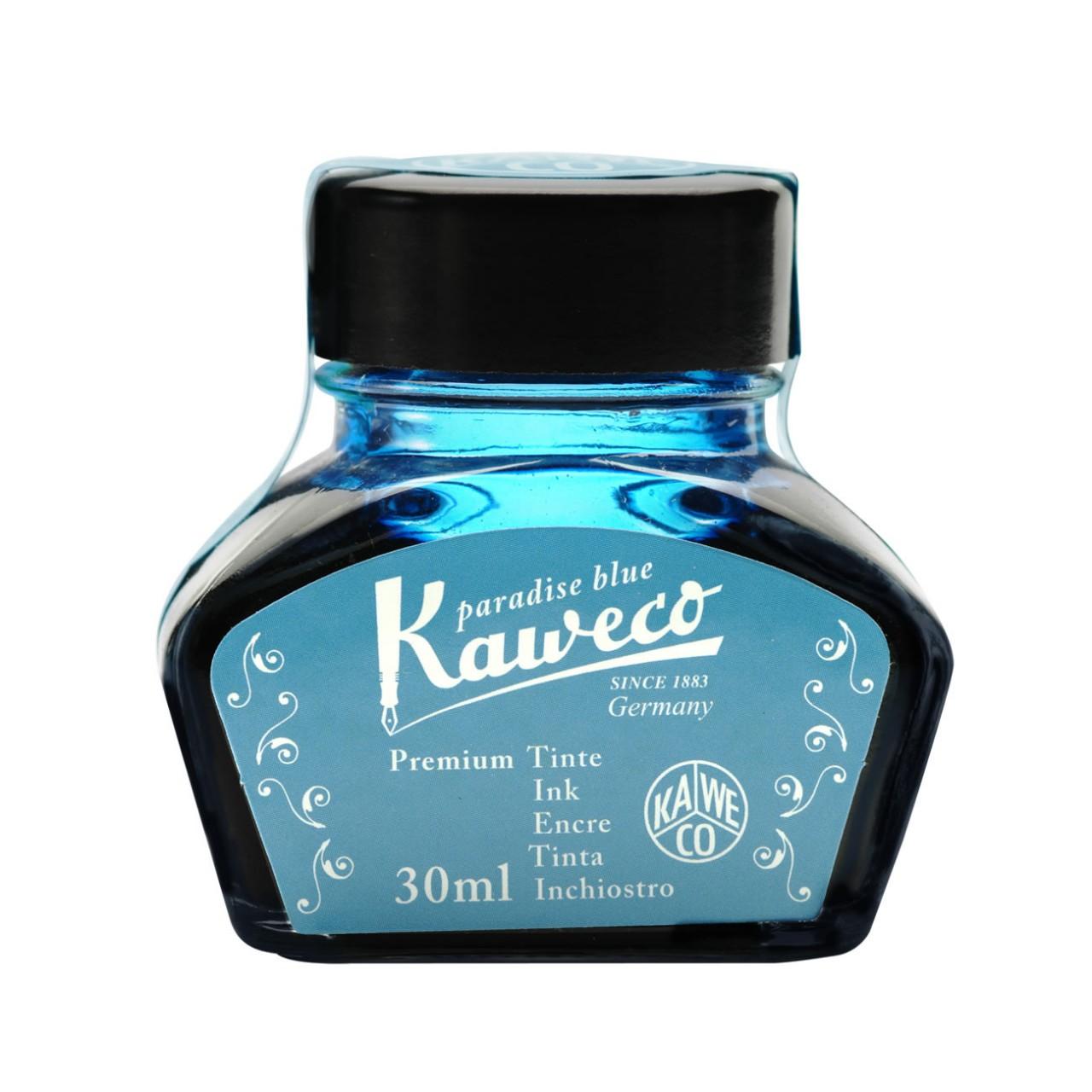 Kaweco Tintenglas 30 ml paradiesblau