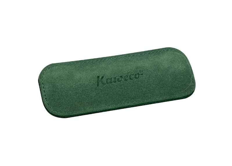 Kaweco SPORT ECO 2er Etui Velours grün