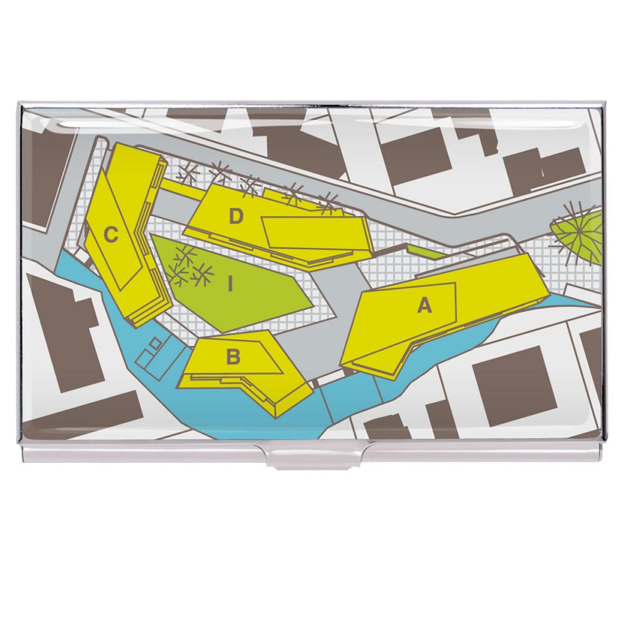 ACME Site Plan Card Case