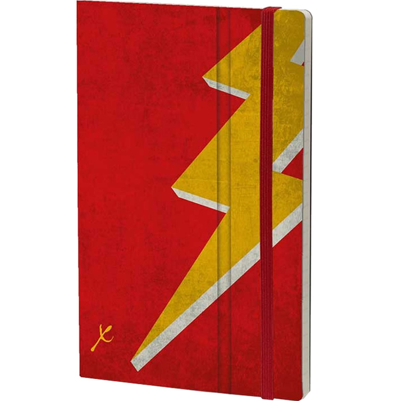 Stifflexible Notizbuch ICON 13 x 21 cm 192 S., LIGHTENING