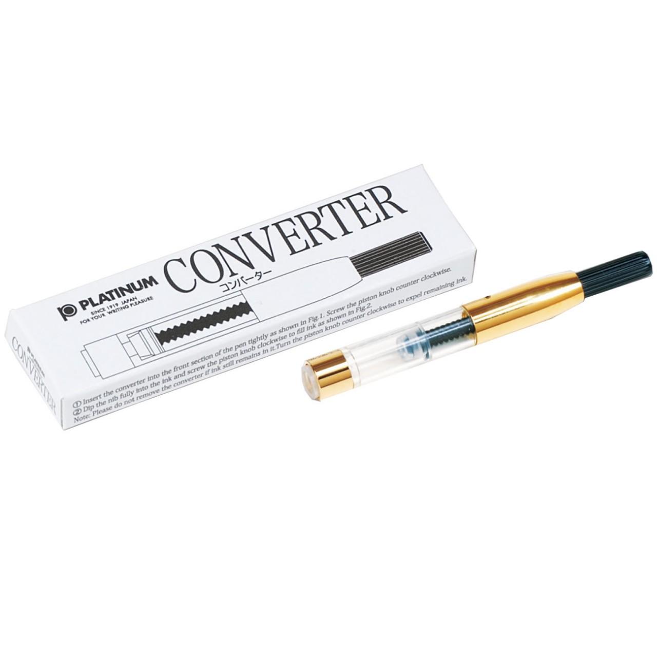 Platinum Gold converter for all Platinum FP
