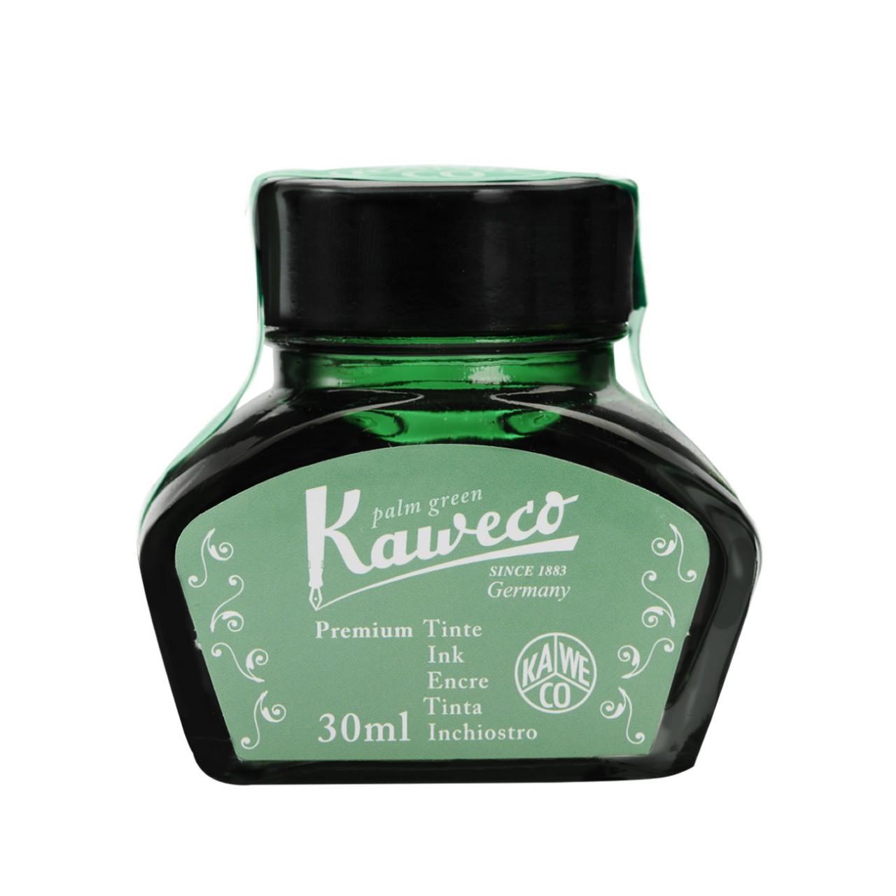 Kaweco Tintenglas 30 ml palmengrün