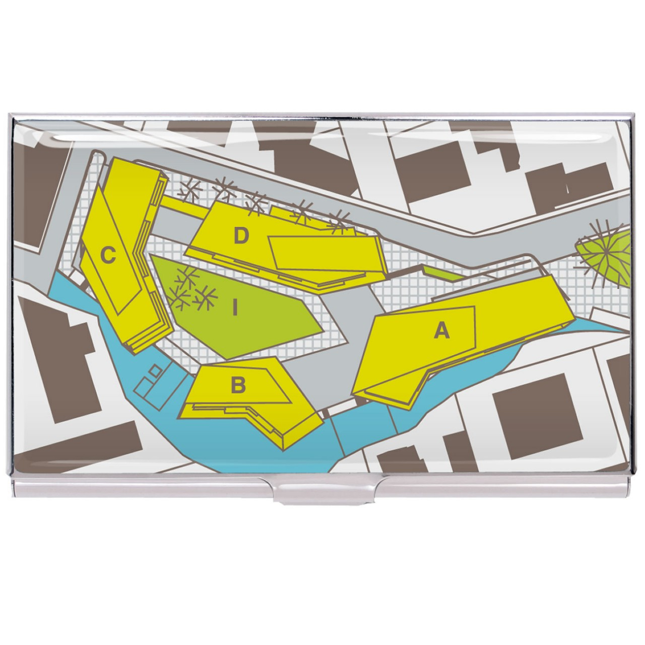 ACME Site Plan Card Case