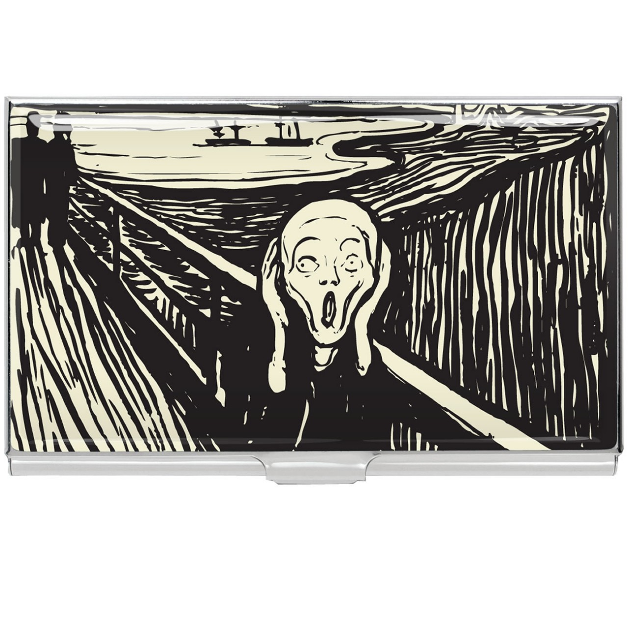 ACME 'THE CRY' Edward Munch Card Case