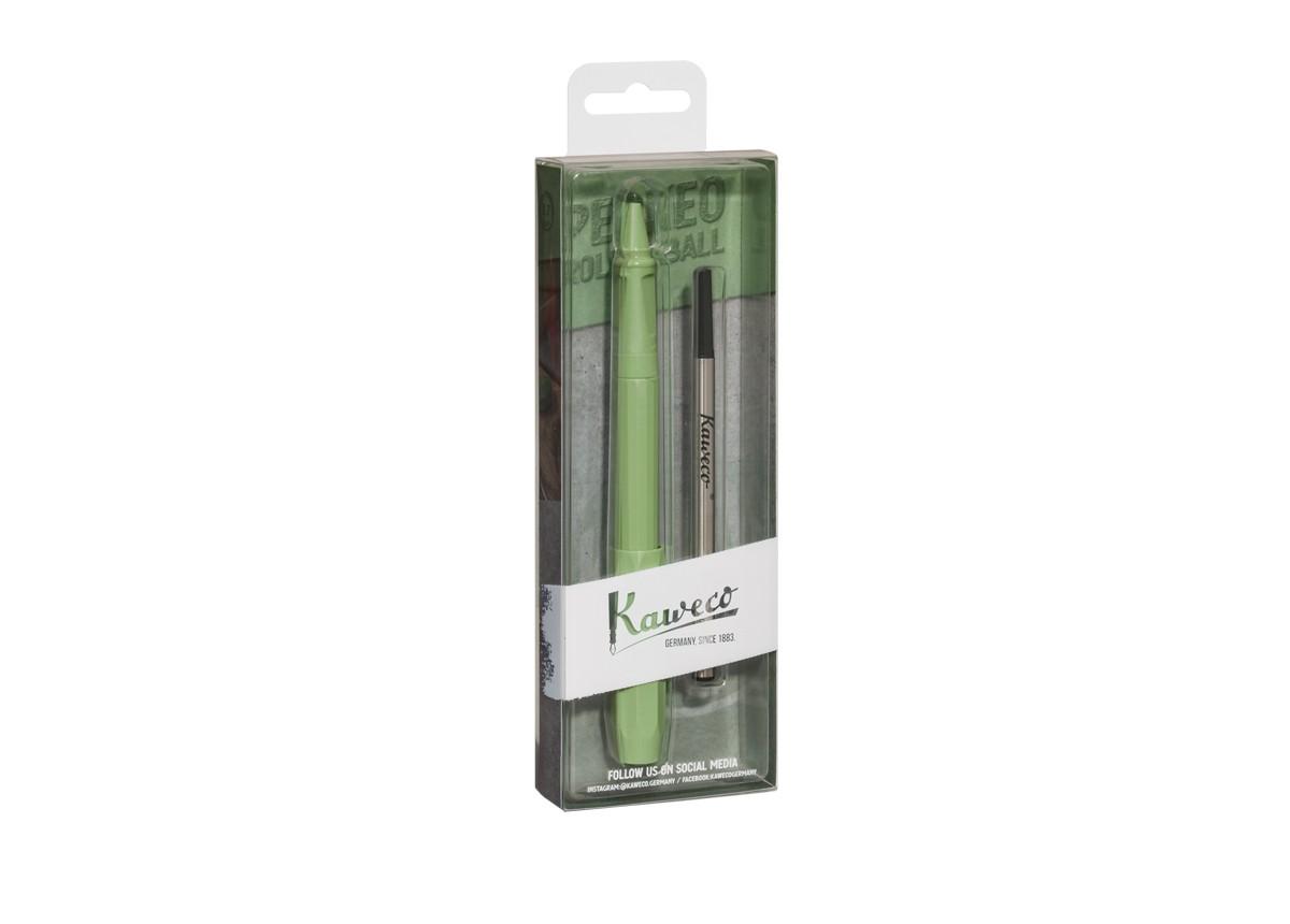 Kaweco PERKEO Roller Jungle Green Blister (neu)
