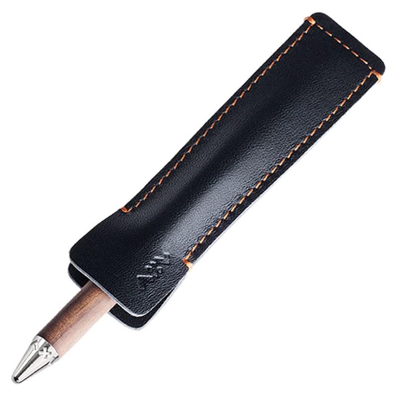 Weinbrecht beta,leather pen S (small)