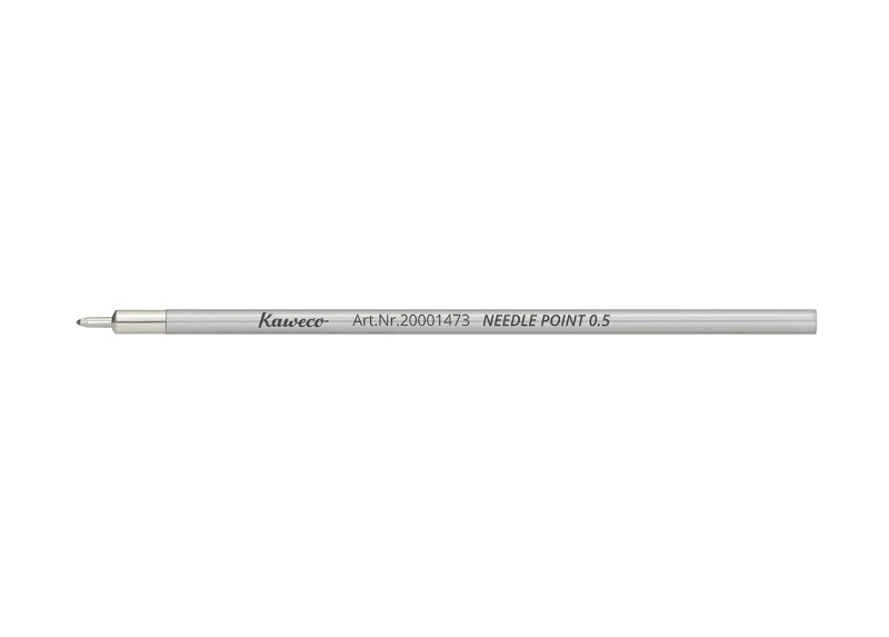 Kaweco Kugelschreibermine D1 Needle Point schwarz 0,5 VE=2