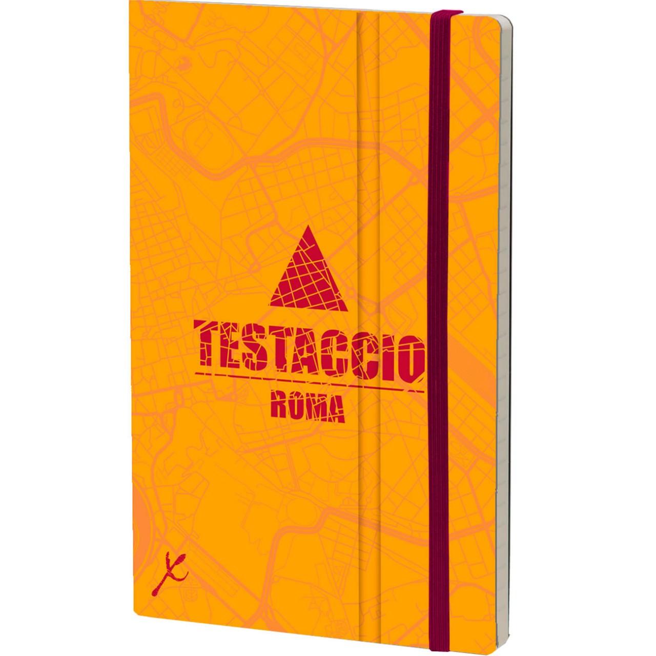 Stifflexible Notizbuch URBANHOOD 13 x 21 cm 192 S., ROMA - TESTACCIO