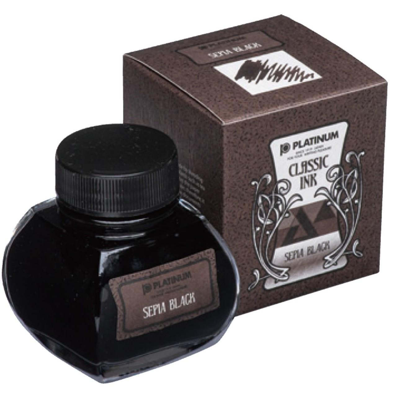 Platinum Dyestuff 'Classic Ink' Sepia Black