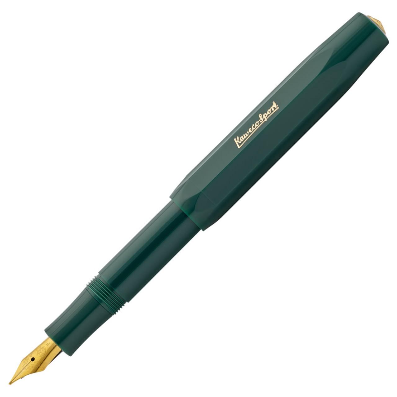 Kaweco CLASSIC SPORT Füllhalter  grün BB