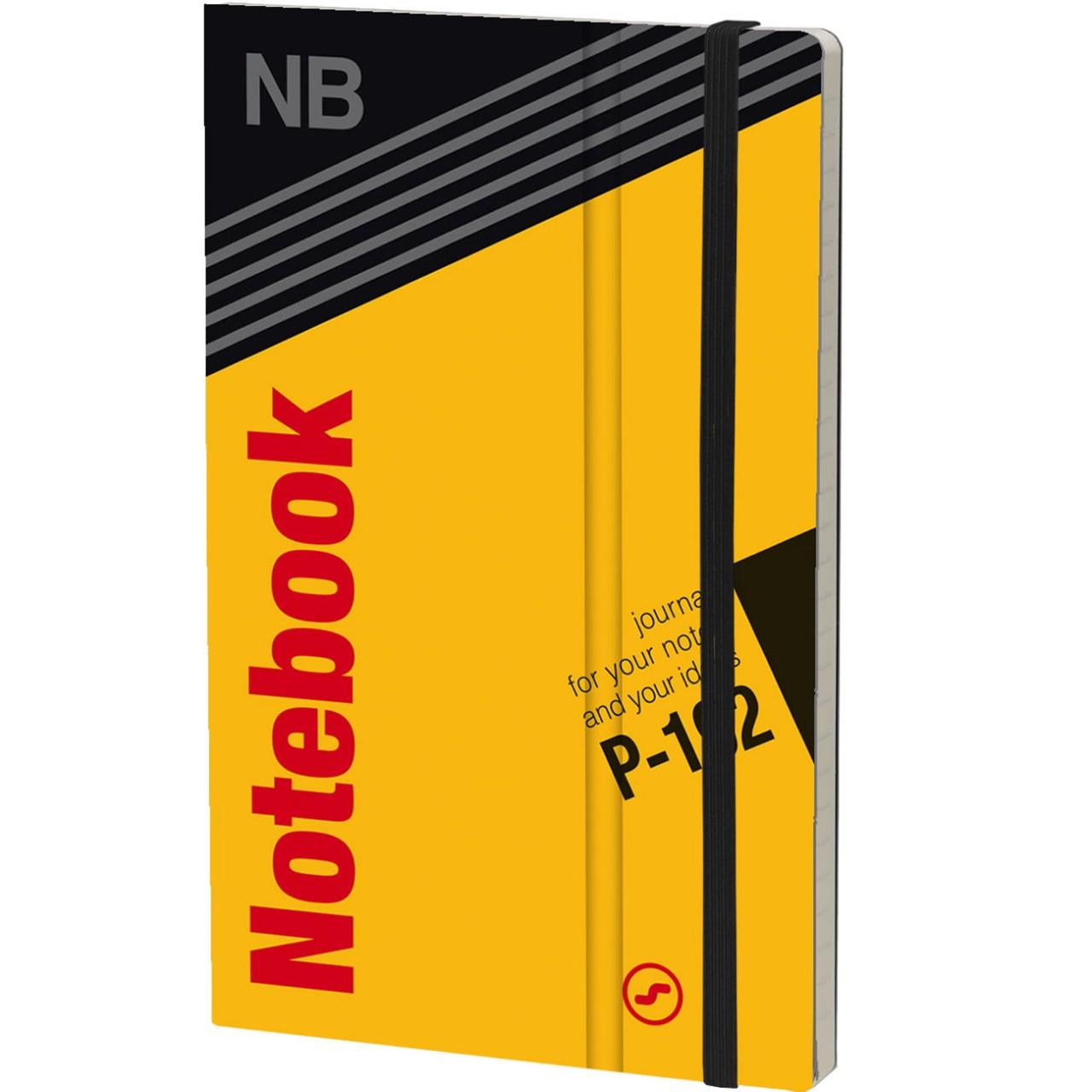 Stifflex Notizbuch VHS 13 x 21 cm 192 S., KOD