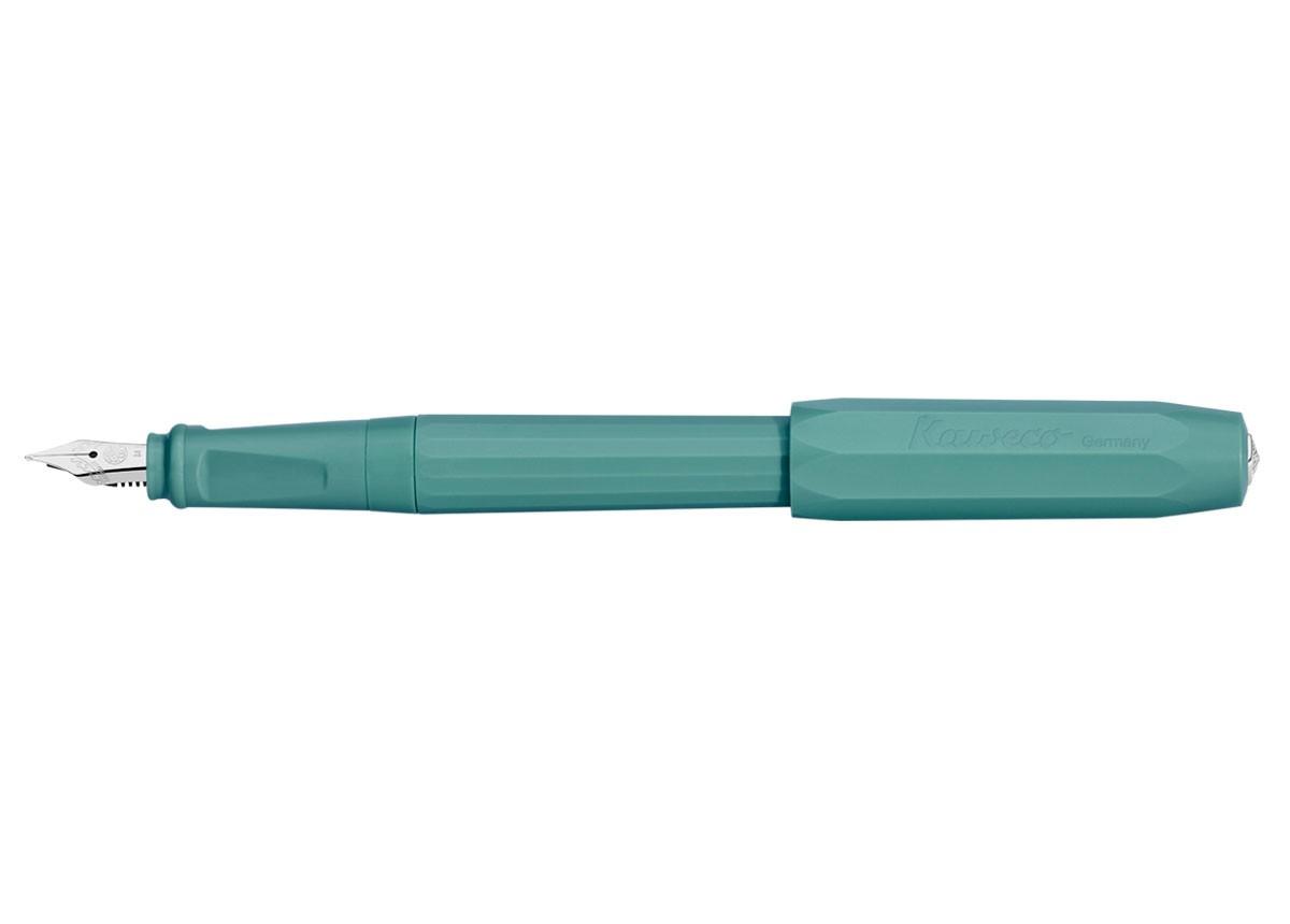 Kaweco PERKEO Fountain Pen Breezy Teal F