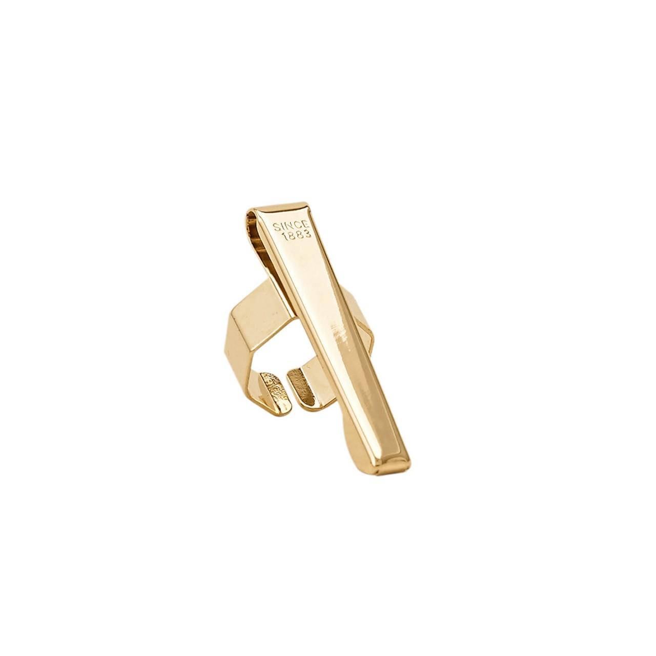 Kaweco Clip 8-Kant goldfarben (VE=5 St.)