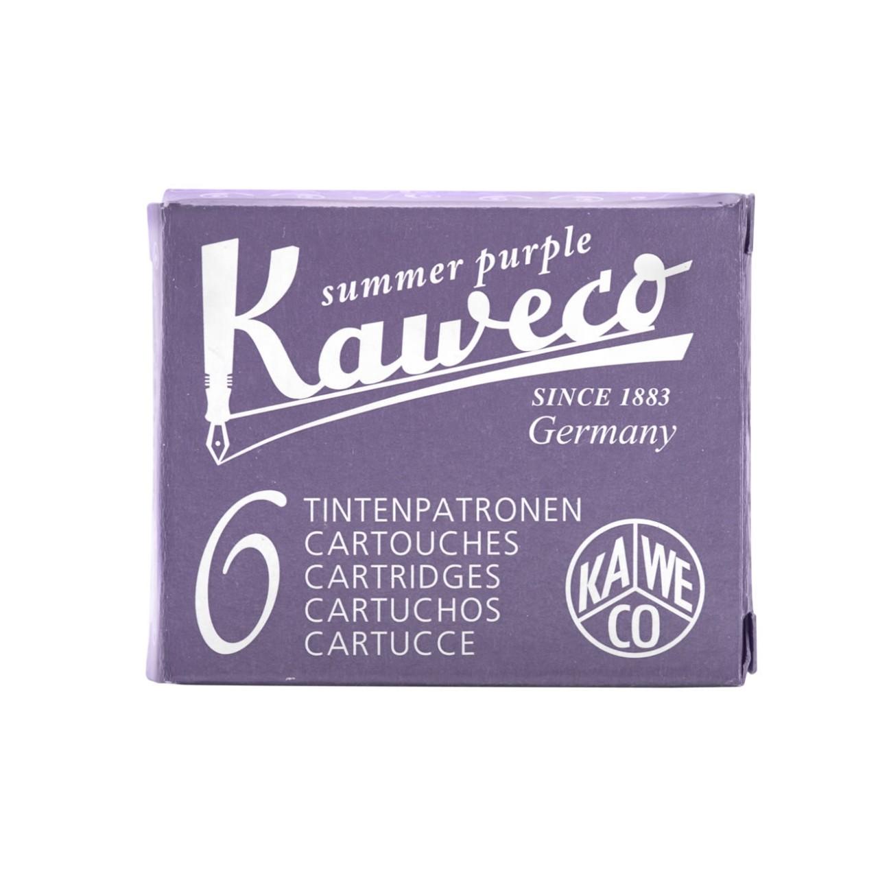 Kaweco Tintenpatronen 6 Stück sommerlila VE=20 Pack