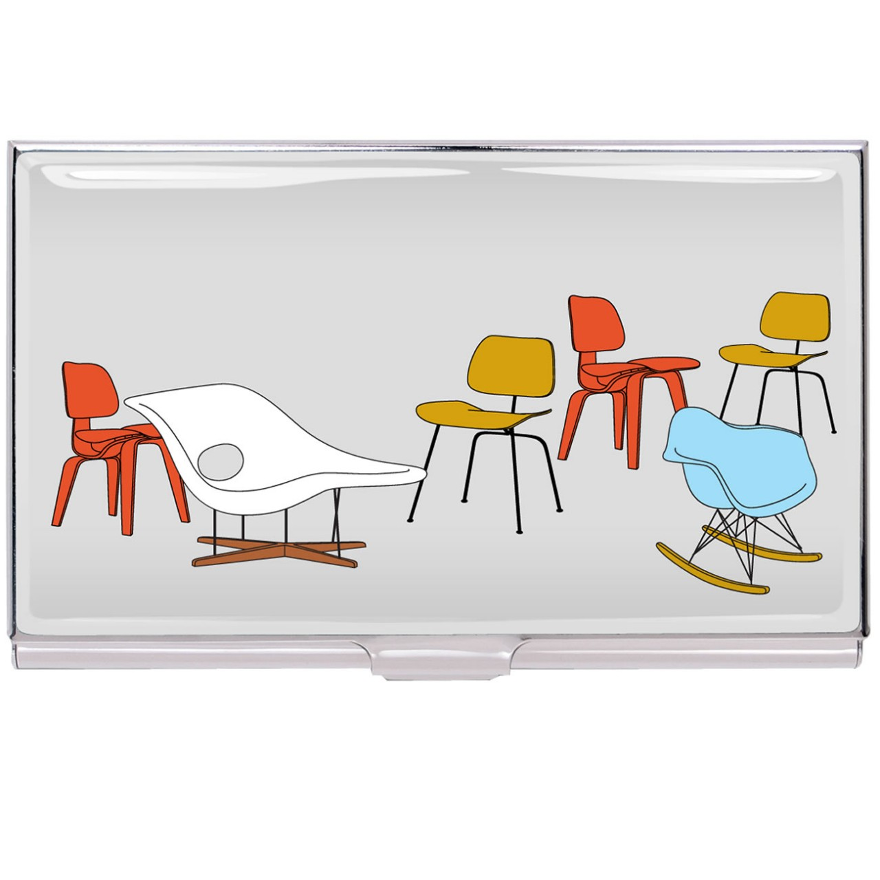 ACME Eames Chairs Card Case