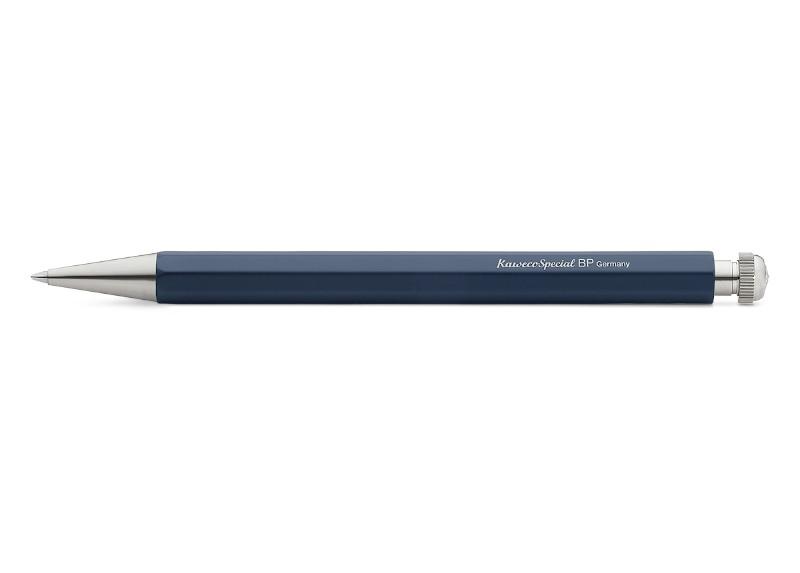 Kaweco SPECIAL Al Kugelschreiber Blue Edition