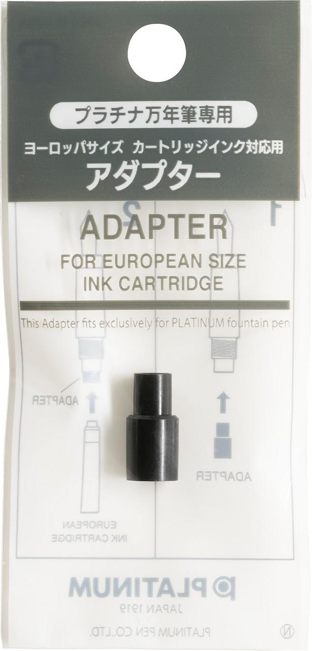 Platinum Adapter for European cartridge ink