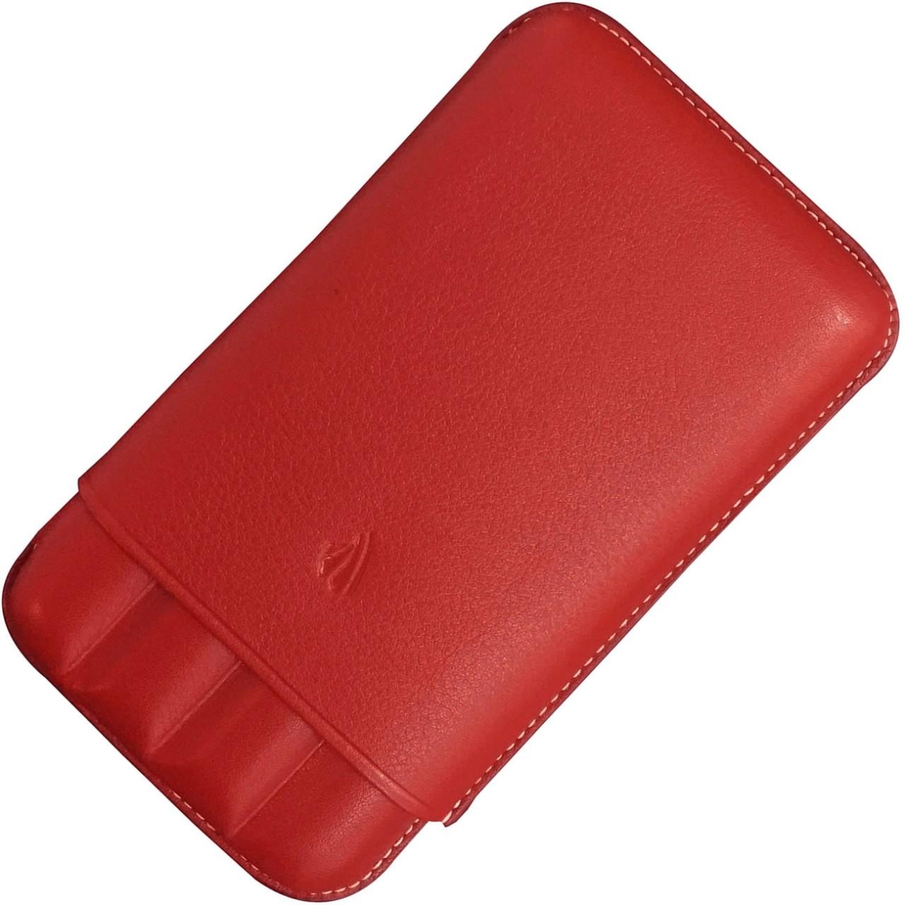 COLLECTOR 4-PEN CASE * RIVIERA RED